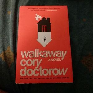Walkway by cory doctorow hardcover